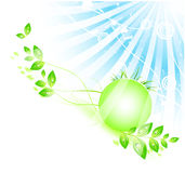 Nature abstract background Stock Photo