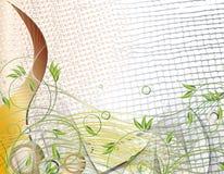 Nature abstraite illustration de vecteur