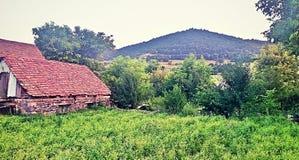 Nature arménienne Photographie stock