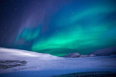 Nature, Aurora, Atmosphere, Arctic stock photography