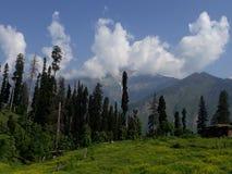 Nature. Azad kashmir pakistan stock image