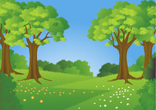 Nature background Stock Images