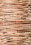 nature background of brown handicraft weave texture rattan surfac royalty free stock image