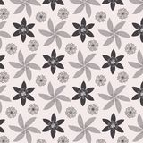 Nature pattern background with floral elements. Nature background with floral elements Stock Photography