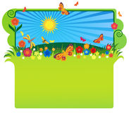 Nature Banner Stock Images