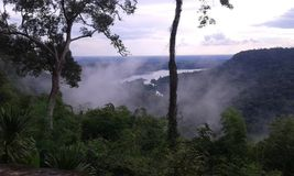 Nature. Beautifulnature mountain sky forest stock photo