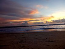 Nature. Beauty, my click. Beach IND royalty free stock photos