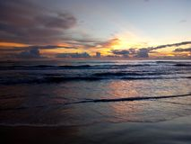 Nature. Beauty, my click. Beach IND stock photo