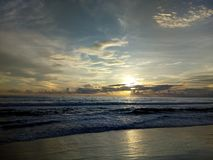 Nature. Beauty, my click. Beach IND stock image