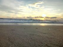 Nature. Beauty, my click. Beach IND royalty free stock photography