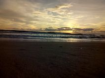 Nature. Beauty, my click. Beach IND royalty free stock image