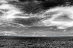 Nature beauty of sea Royalty Free Stock Photo