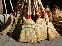 Nature broom Royalty Free Stock Photo
