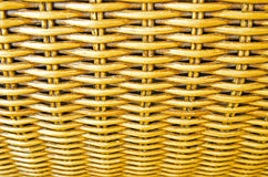 Nature Brown wicker texture Royalty Free Stock Photos