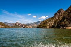 Nature in Canyon del Sumidero in Chiapas, Mexico royalty free stock photography