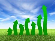 Nature Chart Stock Image