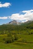 Nature chez Campo Imperatore Photo stock