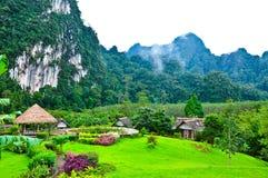 Nature chez KhaoSok, Thaïlande Images stock
