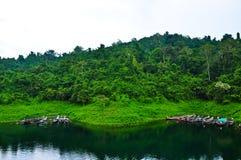 Nature chez KhaoSok, Thaïlande Images libres de droits