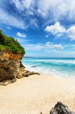 Coast of Bali Island, Indonesia Stock Image