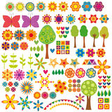 Nature collection vector illustration