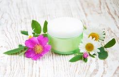 Nature cosmetics Stock Photo