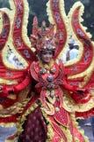 Nature costume carnival Stock Image