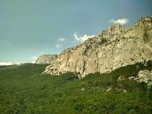 Nature Crimea stock image
