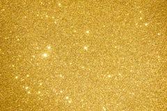 Nature d'or m de conception de lumière d'abrégé sur texture de fond de scintillement photos libres de droits