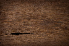 Nature dark brown wood stain close up texture background Royalty Free Stock Photos