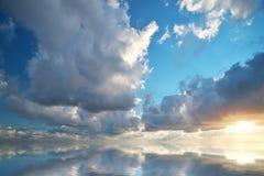 Nature de fond de ciel photo stock