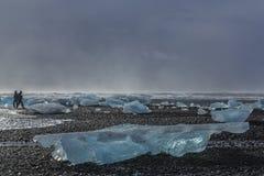 Nature de l'Islande Photos stock