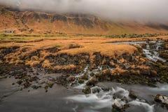 Nature de l'Islande image libre de droits