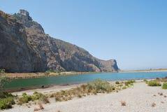 Nature de la Sicile Photographie stock libre de droits