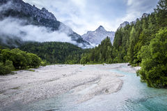 Nature de la Slovénie Images libres de droits