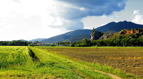 Nature de la Toscane Image stock