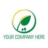 Nature de logo Images libres de droits