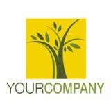 Nature de logo Photo libre de droits