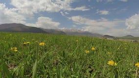 Nature de Lori Province, Arménie banque de vidéos