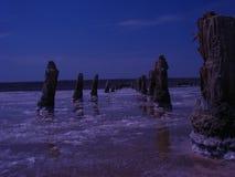 Nature de sel Photographie stock