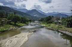 Nature des sud de la Thaïlande Photos stock