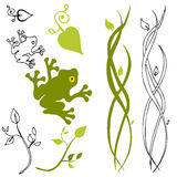 Nature Design Elements Stock Photos