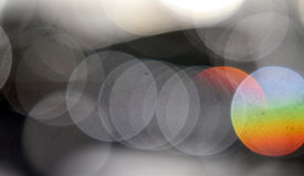 Nature ecology background. Picture of a Nature ecology background. Blurred circles Stock Photo
