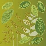 Nature Elements royalty free illustration