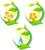 Nature and Environment – Vector Illustration Stock Photos