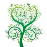 Nature environment theme design royalty free illustration
