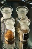 Nature et chimie Photographie stock libre de droits