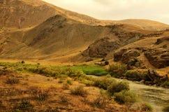 Nature et rivière XI images stock