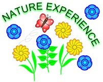 Nature experience Royalty Free Stock Image