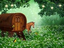 Nature fantasy background Royalty Free Stock Photo